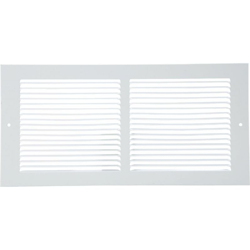 Home Impressions Baseboard Grille White