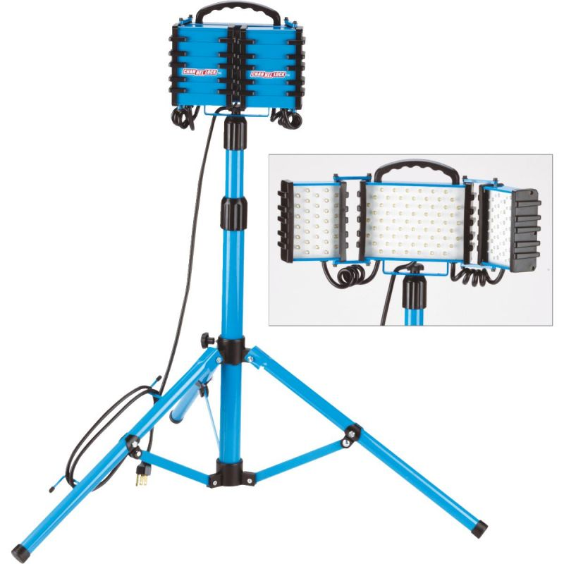 Buy Channellock Tri-Panel LED Work Light With Tripod