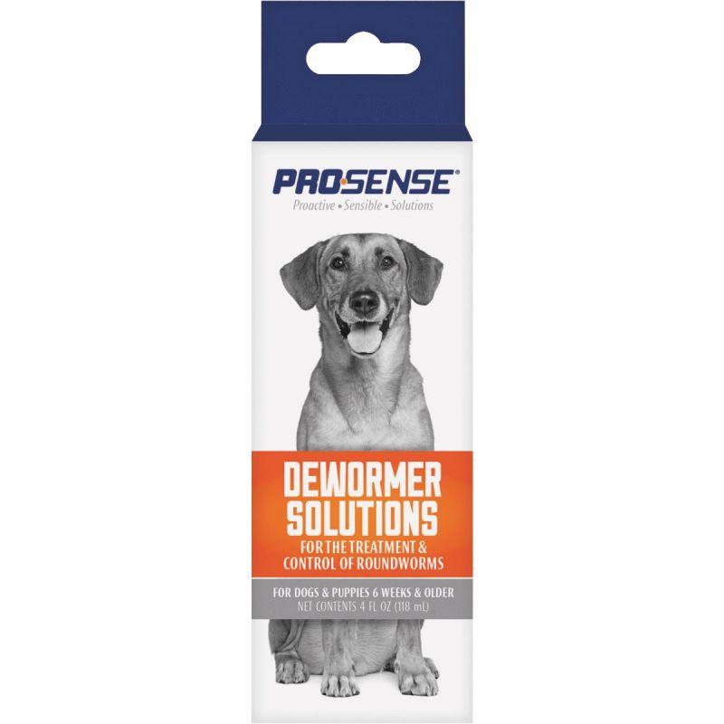 Pro-Sense Liquid Dewormer For Dogs 4 Oz.