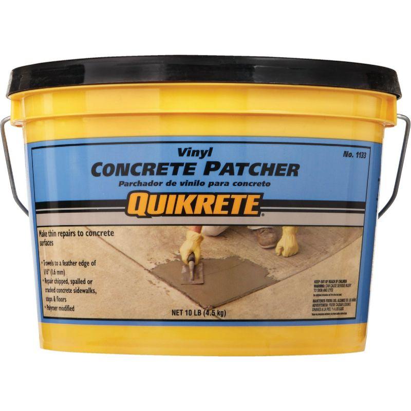 Quikrete Vinyl Concrete Patch 10 Lb., Gray
