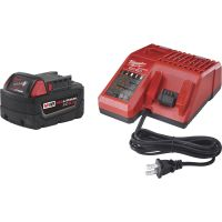 Milwaukee M18 REDLITHIUM XC Lithium-Ion Tool Battery/Charger