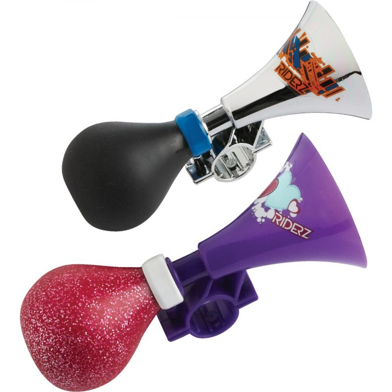 Bell Sports Riderz Block Blaster Bicycle Horn Assorted