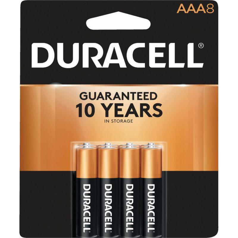 Duracell CopperTop AAA Alkaline Battery 1150 MAh