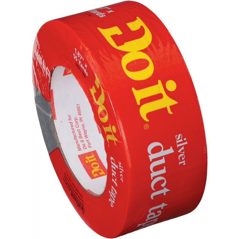 Do it Duct Tape Silver