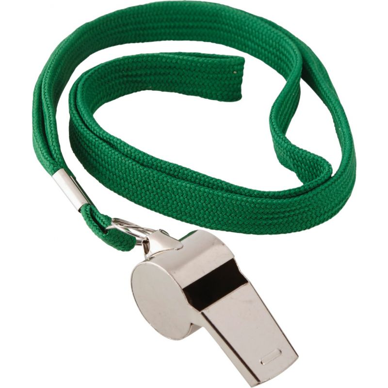Smart Savers Whistle Green (Pack of 12)