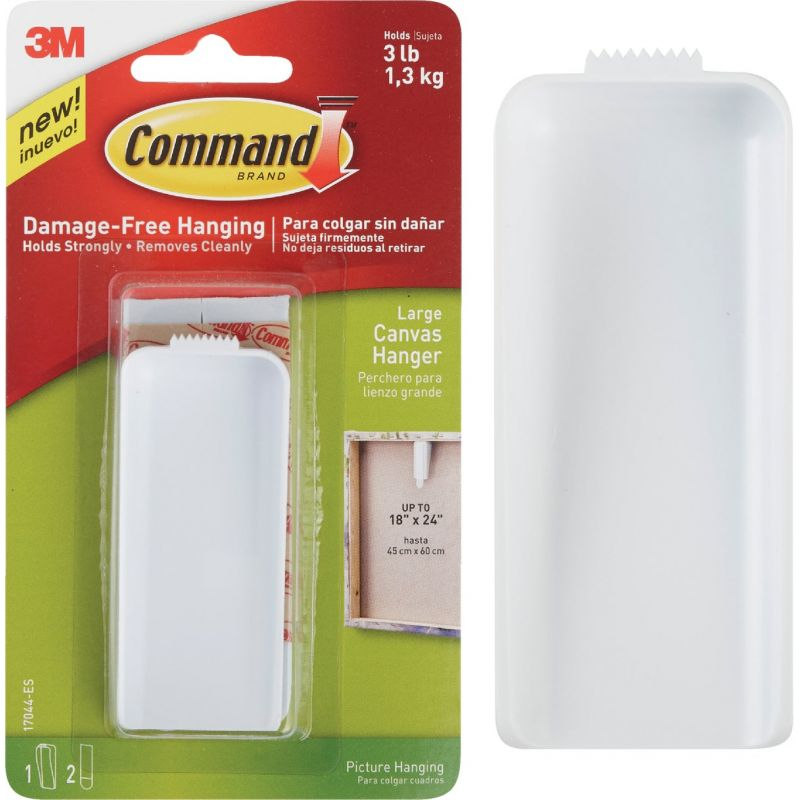 3M Command Large Canvas Hanger