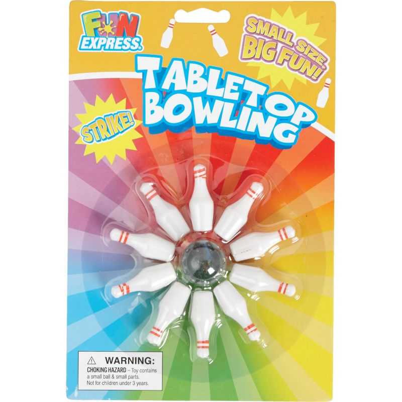 Fun Express Table Top Bowling (Pack of 6)