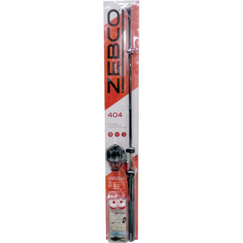 Zebco 404 Fishing Rod & Spincast Reel