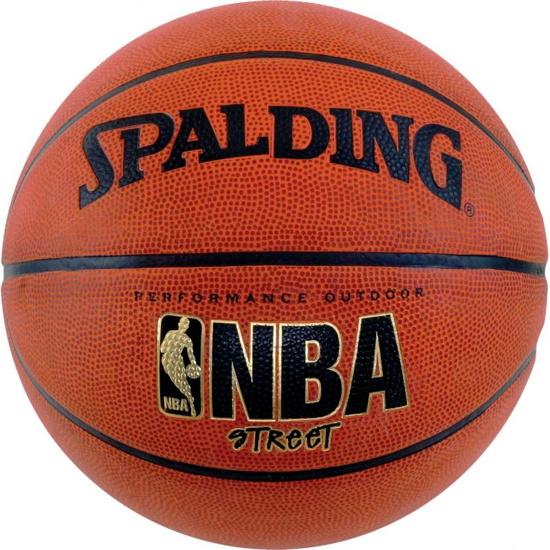 Spalding NBA Street Basketball Official Size And Weight