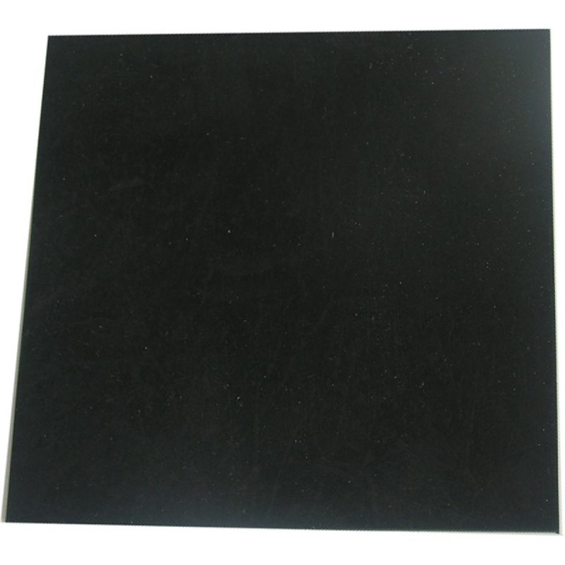 Lasco Rubber Sheet Packing Gasket Material 6 In. L X 6 In. W X 1/16 In. Thick