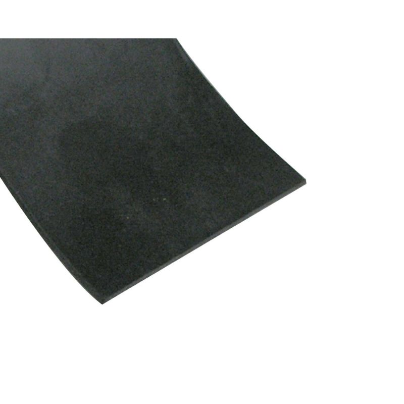 Abbott Rubber Bulk Black Gasket Material 1/16 In. X 12 In. X 33 Ft.