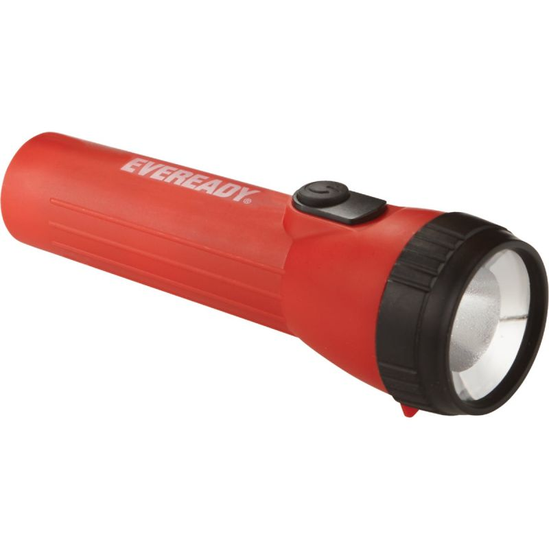 Eveready Industrial LED Flashlight Red (Pack of 12)
