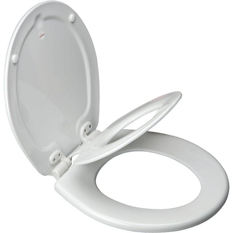 Mayfair NextStep Toilet Seat White, Round