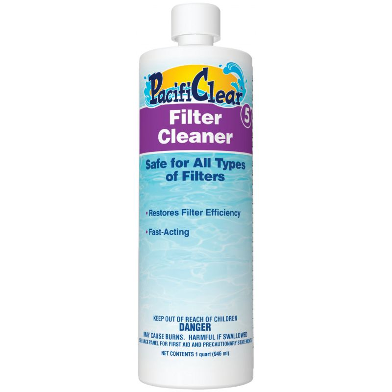 PacifiClear Filter Cleaner 1 Qt.