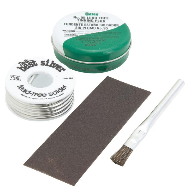 Do it Best No. 95 Flux/Lead-Free Solder Kit