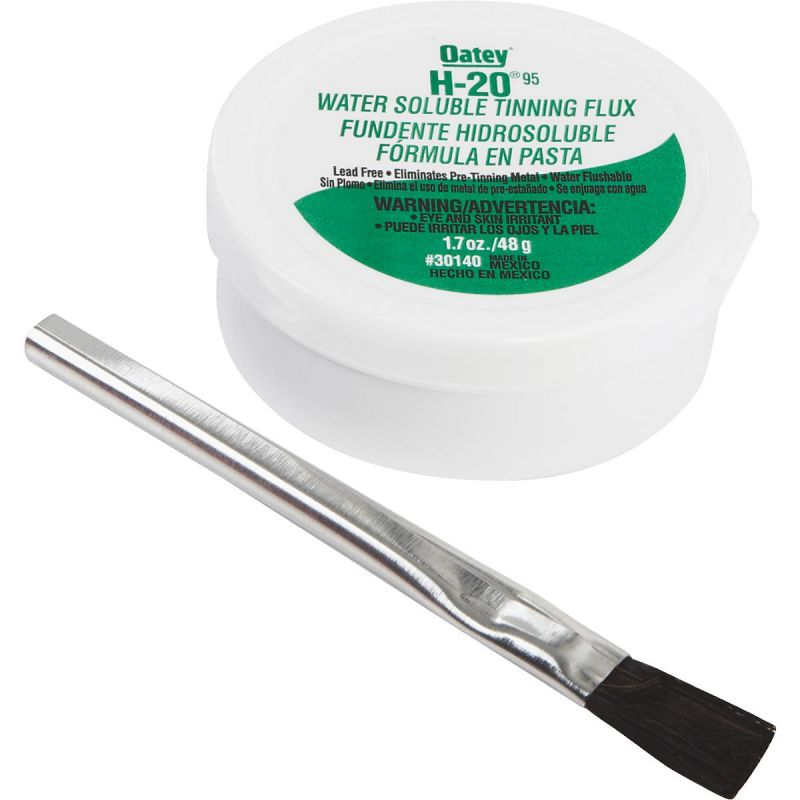 Do it Best H-2095 Water Soluble Tinning Flux 1.7 Oz.