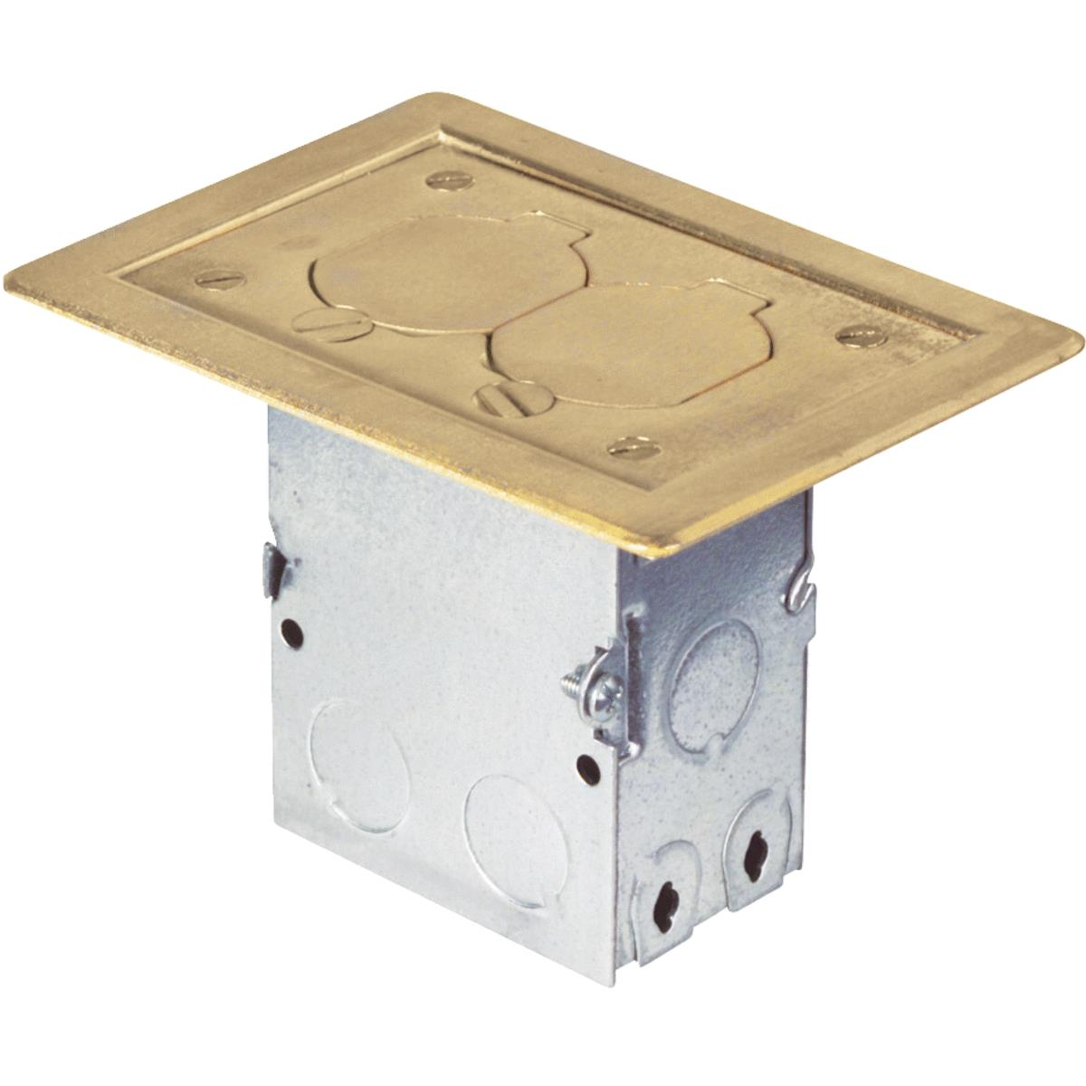 Buy Raco Floor Box Outlet Kit