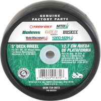 MTD Deck Mower Wheel