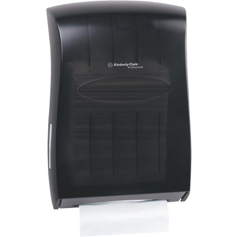 Kimberly Clark Professional Universal Folded Paper Towel Dispenser Smoke