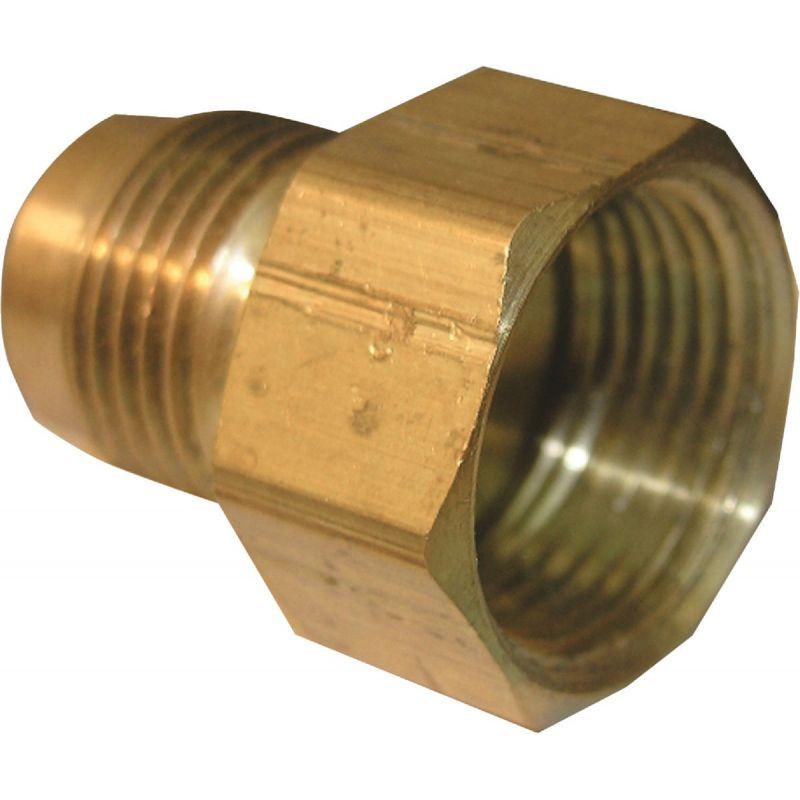 """Lasco Male Flare X Female Pipe Thread Adapter 5/8"""" MFL X 1/2"""" FPT"""