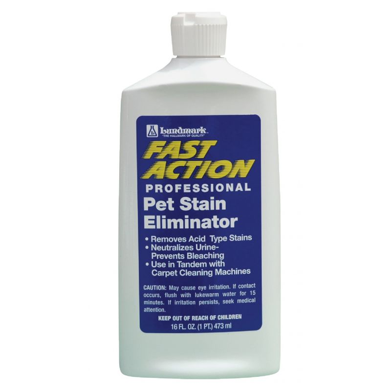 Lundmark Fast Action Professional Pet Stain Remover 16 Oz.