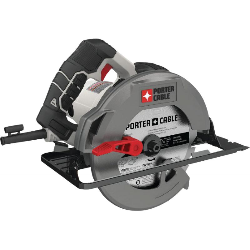 Porter Cable 7-1/4 In. Heavy-Duty Circular Saw 15A