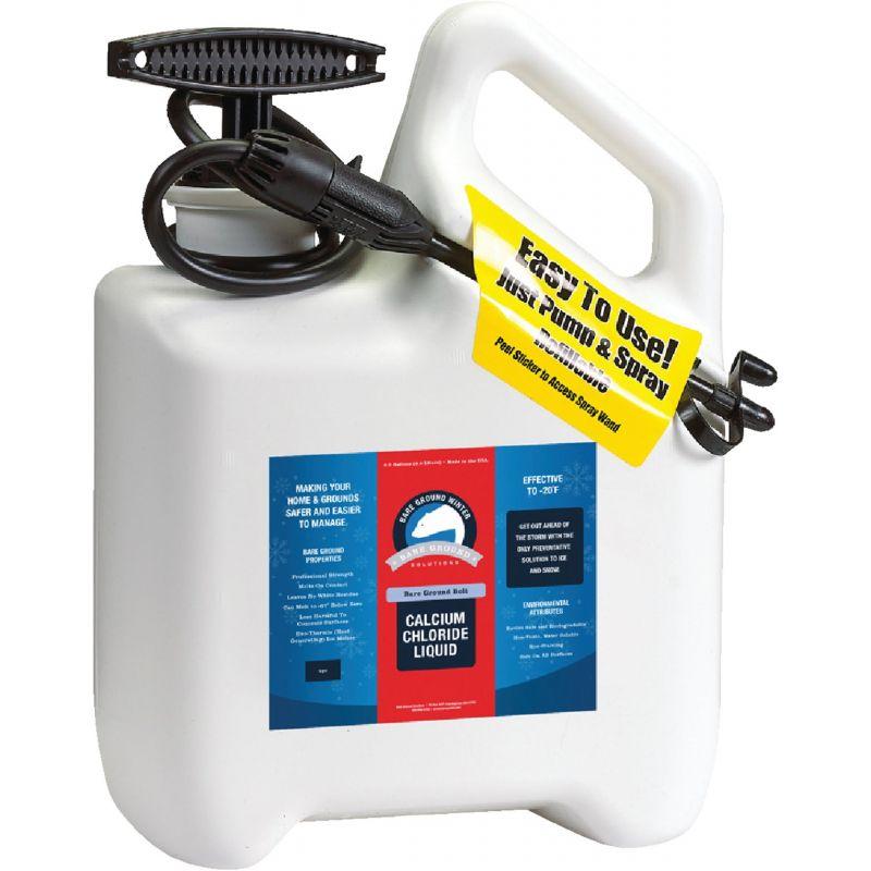 Bare Ground Ice Melt System With Pump Sprayer 1 Gal.