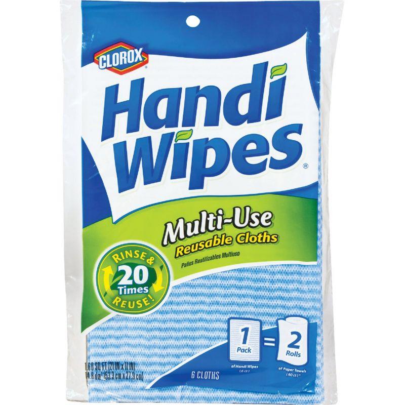Clorox Handi Wipes Multi-Use Cleaning Cloth Blue