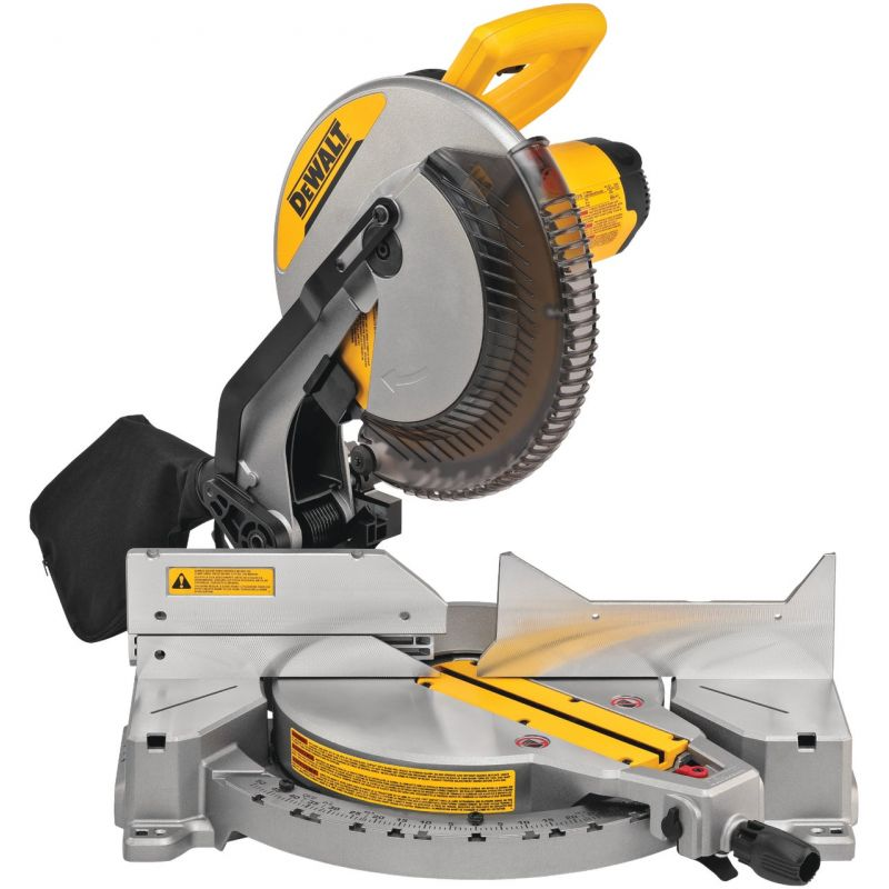 DeWalt 12 In. Compound Miter Saw 15A