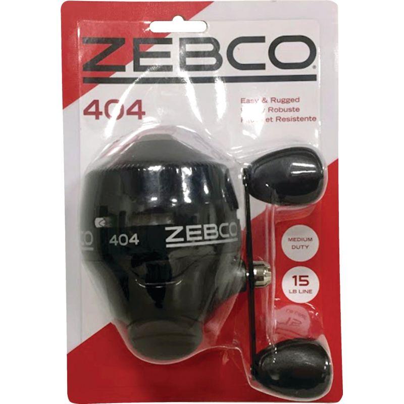 Zebco Heavy-Duty Spincast Fishing Reel