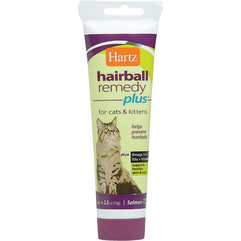 Hartz Hairball Eliminator Remedy Plus For Cats & Kittens 3 Oz.