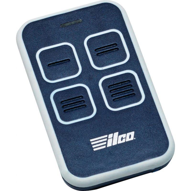 Kaba ilco Universal Keychain Garage Door Remote Blue