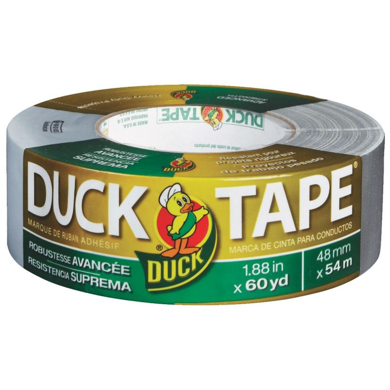 Duck Tape Advanced Strength Duct Tape Gray