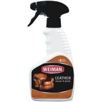 Weiman Leather Care Cleaner & Polish