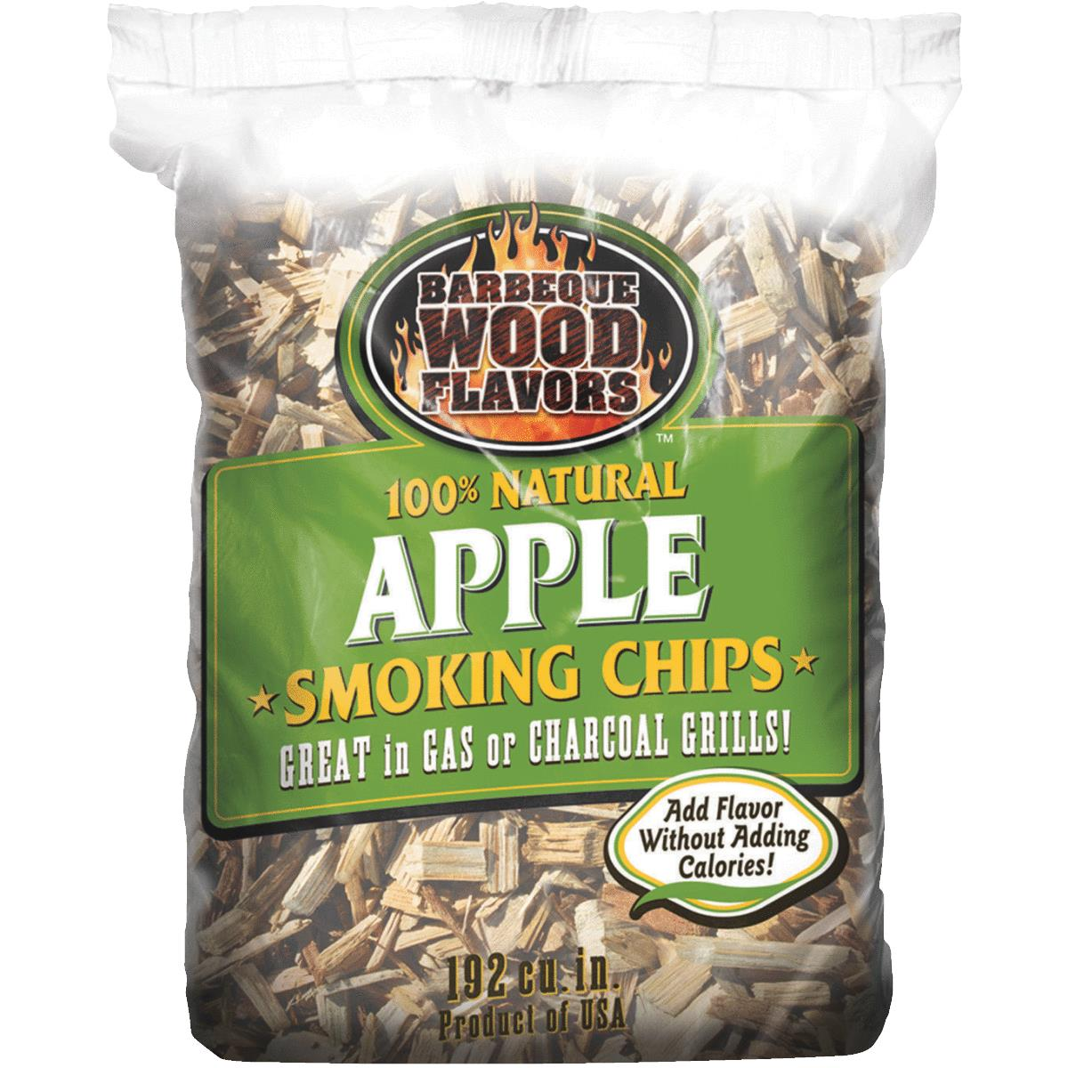 Buy barbeque wood flavors smoking chips cu in