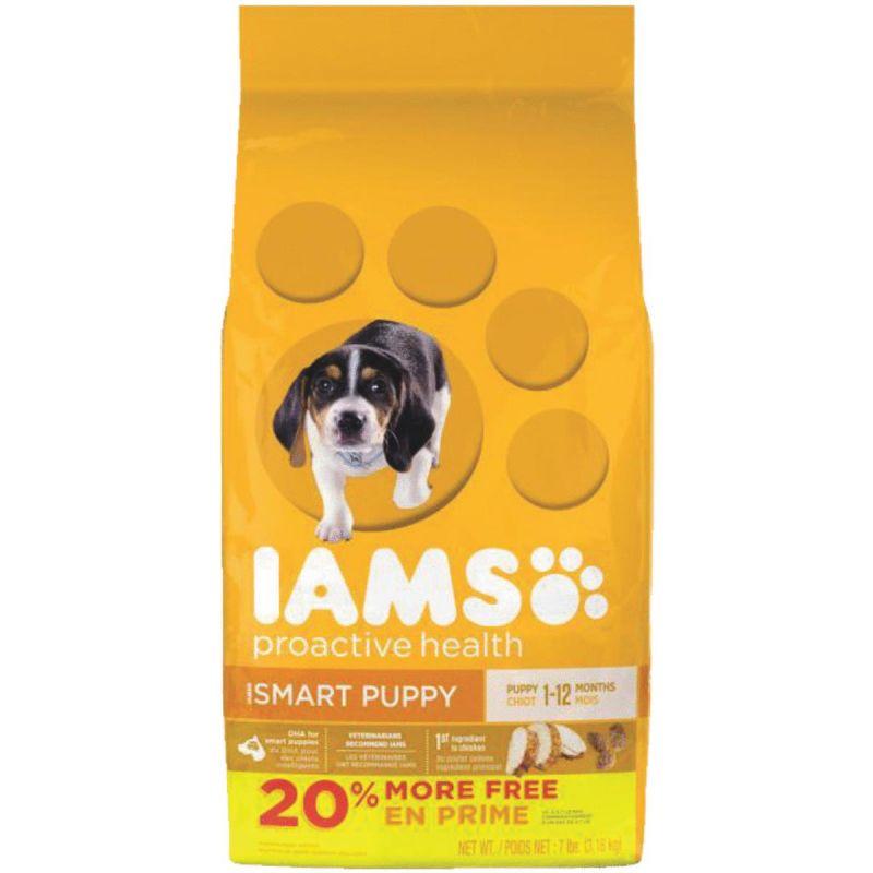 Iams Original Puppy Dog Food 7 Lb.