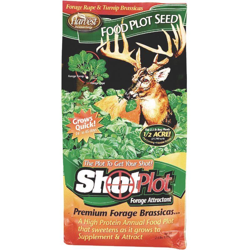 Evolved Harvest Shot Plot Deer Forage 2-1/2 Lb.