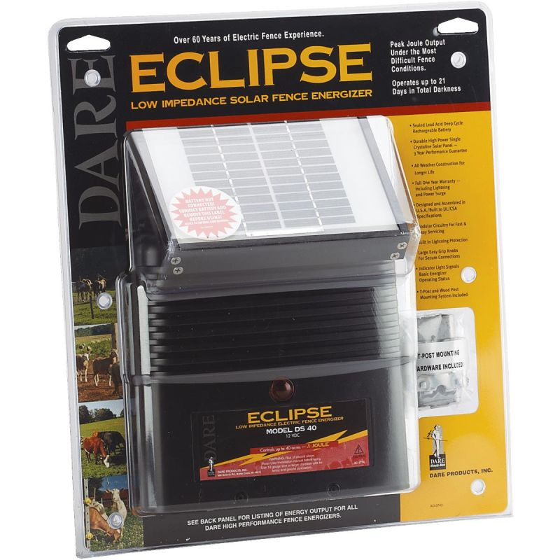 Buy Dare Eclipse Solar Electric Fence Charger