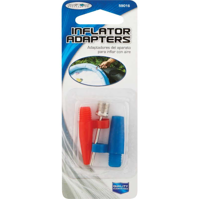 Custom Accessories Inflator Adapter