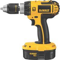 DeWalt 18V NiCd Compact Cordless Hammer Drill Kit