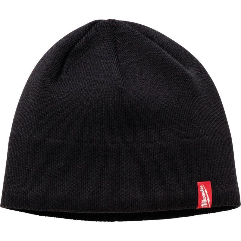 Milwaukee Beanie Sock Cap Black, Beanie