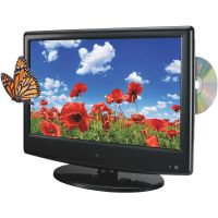 "GPX 13.3"" Color LED TV/DVD"