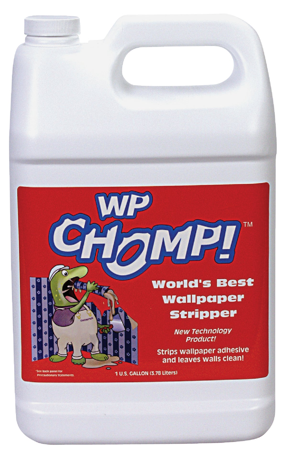 WP Chomp World's Best Wallpaper Stripper Citrus Scent and Sticky Paste Remover