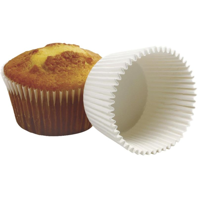 "Norpro Muffin Baking Cup 2"", White"