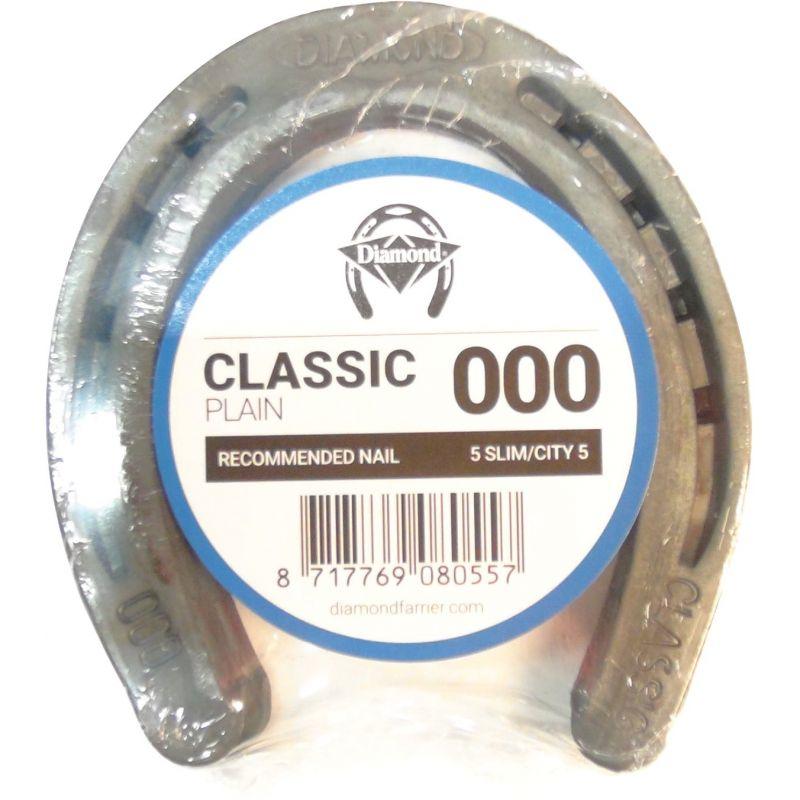 Diamond Classic Plain Horseshoe Classic Plain