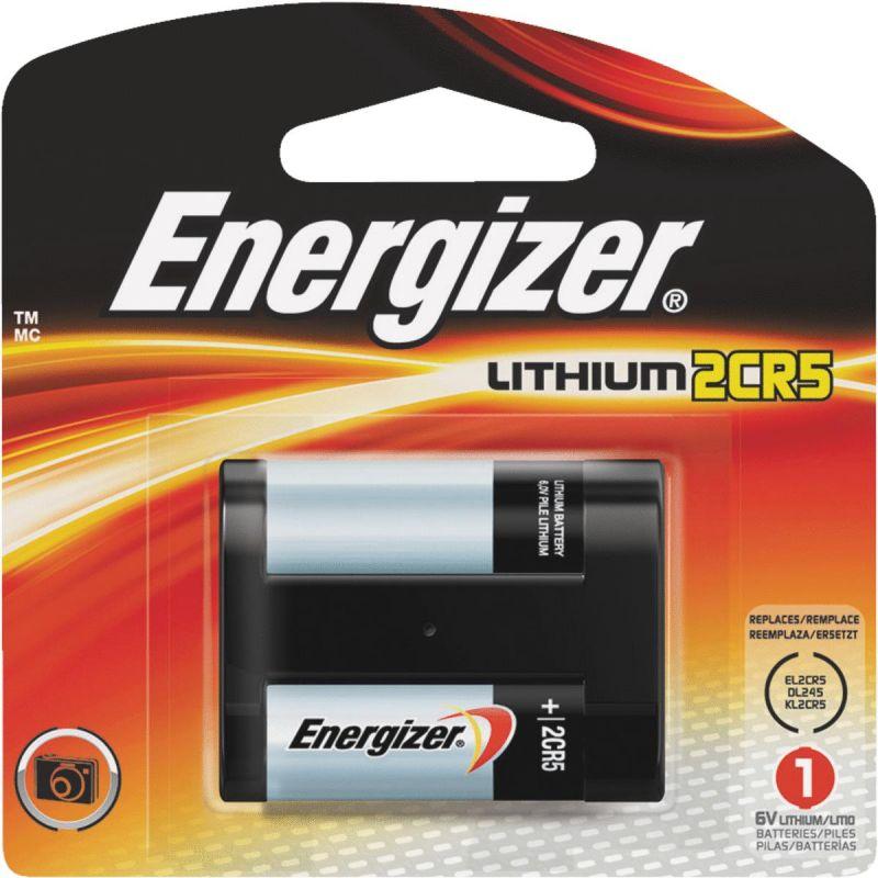 Energizer 2CR5 Lithium Battery 1500 MAh