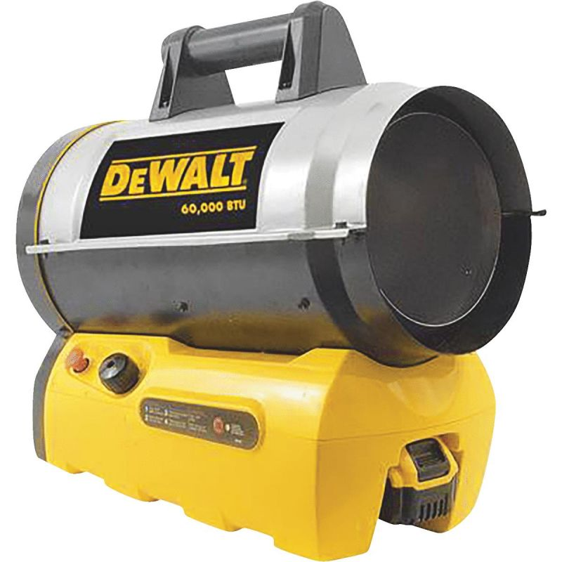 Buy Dewalt Cordless Propane Forced Air Heater