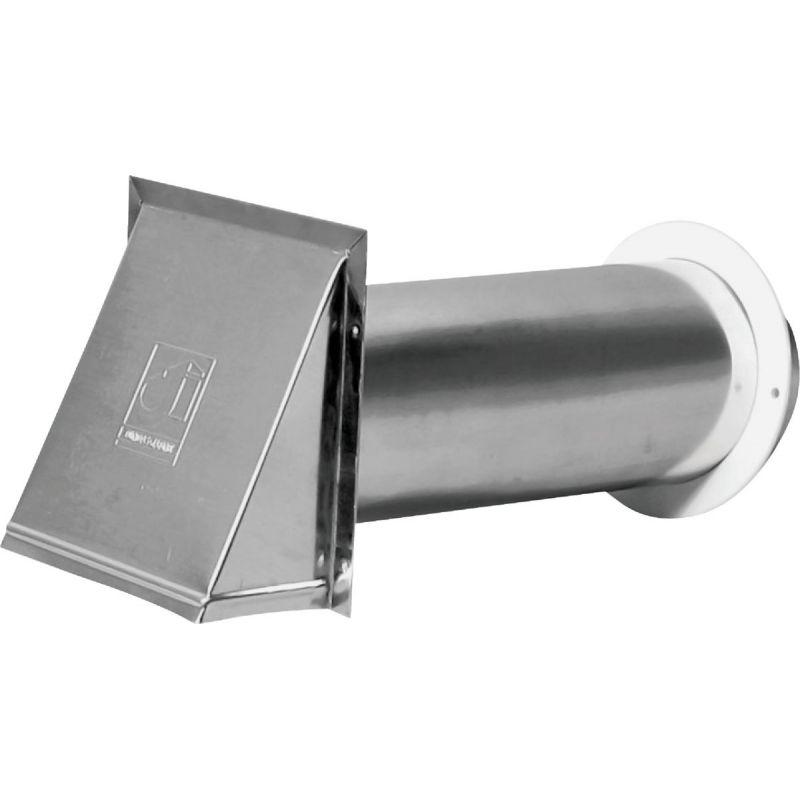 Dundas Jafine Aluminum Dryer Vent Hood 4 In., Aluminum (Pack of 12)