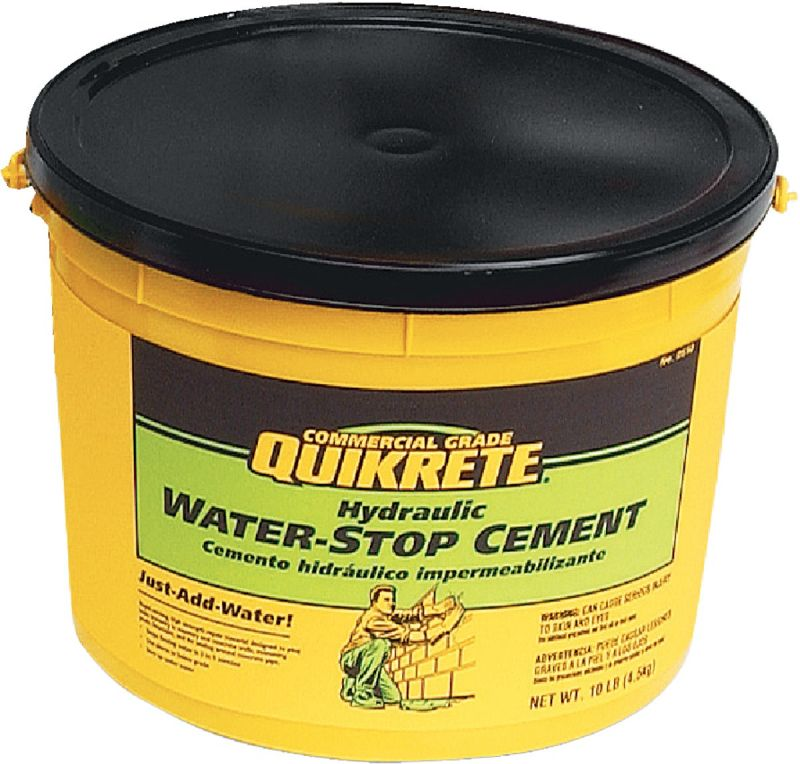 QUIKRETE HYDRAULIC WATER-STOP 10