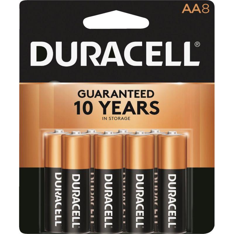 Duracell CopperTop AA Alkaline Battery 2850 MAh